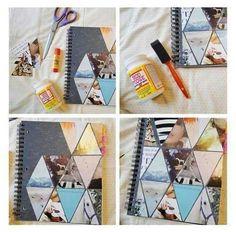 シンプル可愛い♡ノートの表紙アレンジまとめ - curet [キュレット] まとめ
