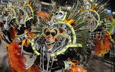 Ala de 'Heavy Metal' da Mocidade Independente de Padre Miguel
