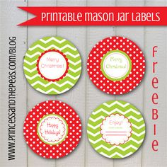 image about Free Printable Mason Jar Lid Labels called 25 Ideal Jar labels: absolutely free jar labels, jar label templates and