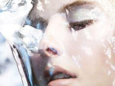 Sophie Delaporte - Photographers - Beauty - Vogue Italia Ice   Michele Filomeno www.workshopexperience.com