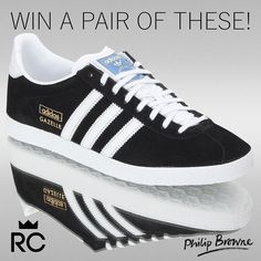 If you missed out on our last competition here's another chance to win.  Stalwarts of 'real' menswear with a passion for heritage streetwear casual and their associated subcultures @realclobbermag are running a competition to win a pair of our brand new adidas Originals Gazzelle OGs.  Head over to their profile @realclobbermag for details on how to enter but don't hang about competition ends this Friday. Good luck!