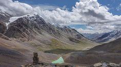 https://flic.kr/p/yzX4iN | 2015-08-23 (02) @Takhtakorum pass (4555m)--}view towards south