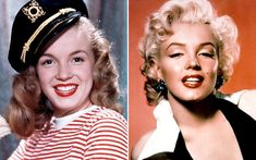 Medical records confirming that Hollywood star Marilyn Monroe had   plastic surgery on her chin and nose in the 1950s are to be auctioned.