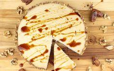 No-Bake Maple Cream Cake [Vegan, Raw] | One Green Planet