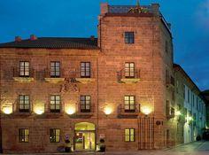 Hoteles bonitos: NH Palacio de Ferrera en Avilés