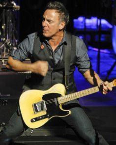 South by Southwest 2012  ( Jack Plunkett / Associated Press / March 14, 2012 )  Bruce Springsteen performs with the E Street Band at the festival in Austin, Texas.
