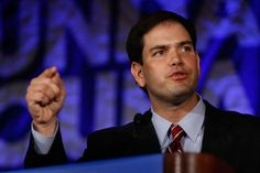 Take it from someone who lives ten miles from the guy -- Marco Rubio is kind of a big deal in South Florida. Down here, Rubio's heritage has been a particular b