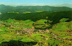 Schuttertal im Schwarzwald