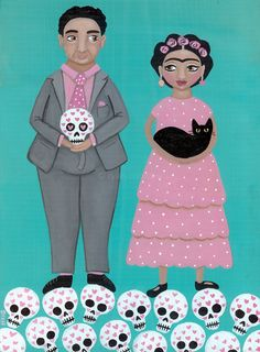 Frida and Diego | Ryan Conners