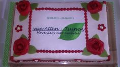 Vrijdag 2-8-2013 2 jarig jubileum!