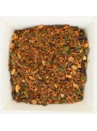 This blend is a vitalizing warm drink on cold days and pleasant at any time.