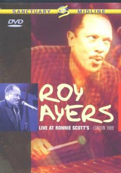Roy Ayers: 'Live At Ronnie Scott's - London 1988' [DVD]