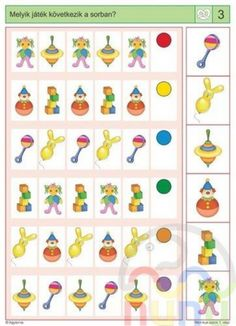 Daily Activities, Activities For Kids, Sequencing Cards, File Folder Activities, School Posters, Preschool Math, Speech Therapy, Perception, Kids Learning