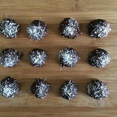 Choco-kokos-bonbons, zo lekker!