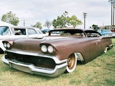Chopped '58 Chevy