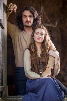 Morris and Jayne / EDROS