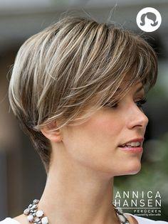Power Look #pruiken #wigs #peruca #annicahansen