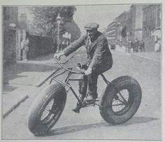 old fat bike