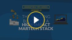 Understand the key building blocks of a winning MarTech stack and find out how each component contributes to generating marketing results.