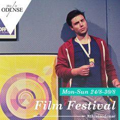 Odense Internationale Film Festival. Se talenterne på #OFF2015. Læs Jesper Quistgaards gæsteanbefaling på: http://www.thisisodense.dk/da/20474/odense-internationale-film-festival