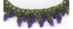 Grape Vine Necklace, Sova Enterprises