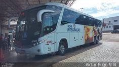 Victor Hugo, Buses, Nova, City, World, Busses