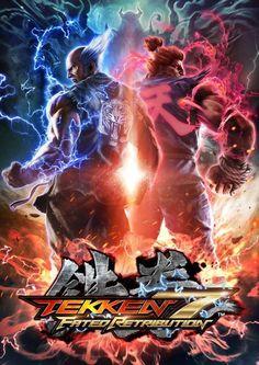 Tekken 7 - Personagem de Street Fighter é confirmado no game! - Legião dos Heróis