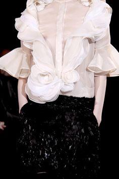 Givenchy | Spring 2010 Couture Paris