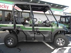 Used 2015 Kawasaki Mule PRO-FXT EPS LE ATVs For Sale in Colorado.