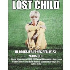 keke Luhan is always a lost child~ keke I wonder who would be the first to find him~~ mew~!!