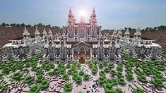 Castle Venikar Minecraft Project