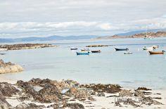 Isle of Iona Bay Scotland. $25.00, via Etsy. by Lindsay Wynne Photography