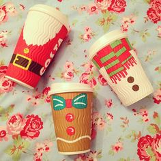 christmas drinks from Costa Coffee are permanently my favourite thing about winter