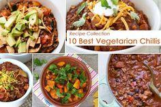 10 Best Veggie Chilis