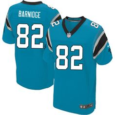 5c0be1715 Men Nike Carolina Panthers  82 Gary Barnidge Elite Blue Alternate NFL Jersey  Sale Jamal Adams