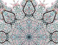 """Check out new work on my @Behance portfolio: """"Winter Interlude Snowflake"""" http://be.net/gallery/59772985/Winter-Interlude-Snowflake"""