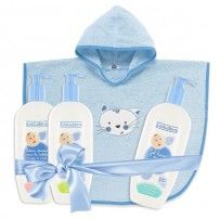Pack Bain de bébé par 4 Pièces Evoluderm Chicco - Allo-couches