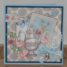 Graphic 45 Botanical Tea Collection