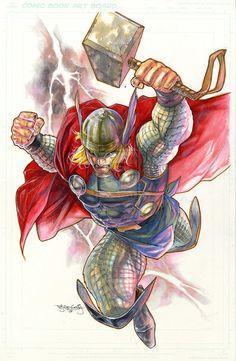 Thor - Stephen Jorge Segovia