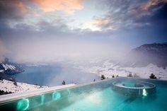 * Hotel Villa Honegg – Switzerland #travel