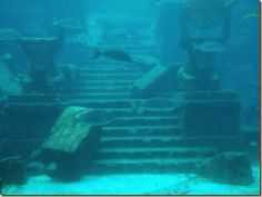 Atlantis The Lost City Underwater | Atlantis was not just a myth or even just one city, but perhaps a ...