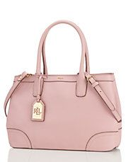 Fairfield Leather Shopper Tote