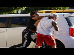 ▶ How to win street fights in the hood!! Epic!! funny videos - funny pranks - YouTube