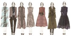 ASTONISHing emerging designer Erica Laba for AAU 2012 #fashion #ASTONISHWorld