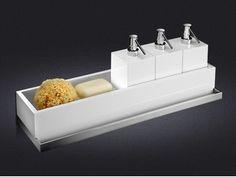 Towel rack / bathroom wall shelf USE 60 | Towel rack