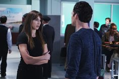 """Pretty Little Liars """"In the Eye Abides the Heart"""" S7EP15"""