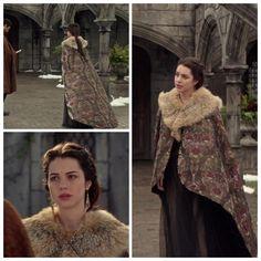 Mary's Black Dress (with cloak) 2x12: Banished