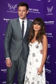 Lea Michele and celebrities have reacted to the devastating death of Cory Monteith. Sheknows.com.au