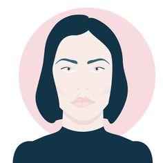 Nina Kraviz portrait ©Justyna Krug Digital Illustration, Cinderella, Disney Characters, Fictional Characters, Animation, Illustrations, Disney Princess, Portrait, Art