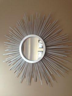 Resultado de imagen para make a sunburst mirror